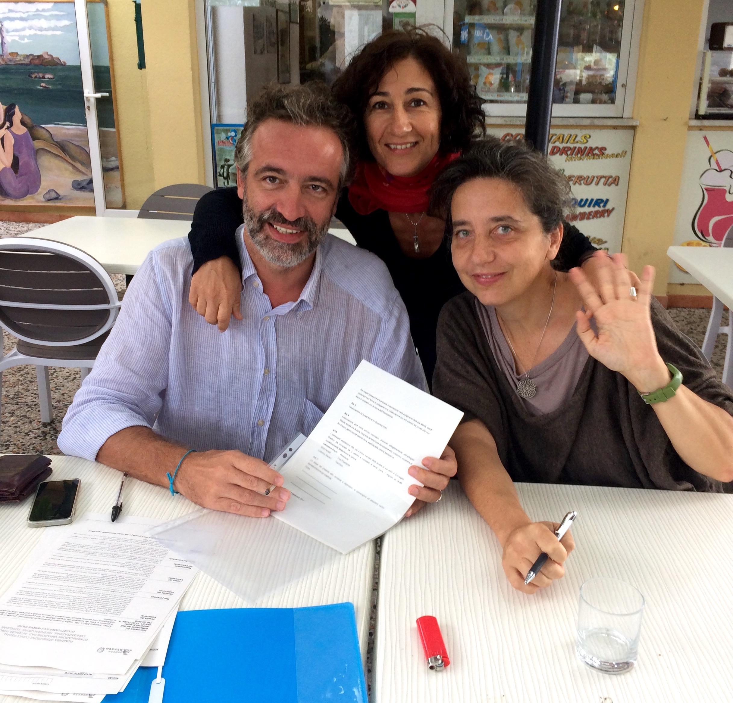 Firma atto costitutivo