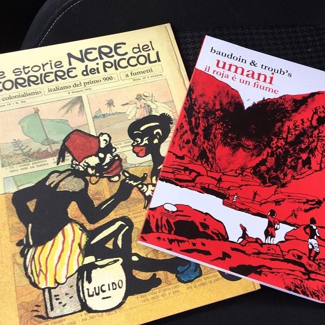 I CONSIGLI DI LETTURA DI ALI – Fumetti e Graphic Journalism
